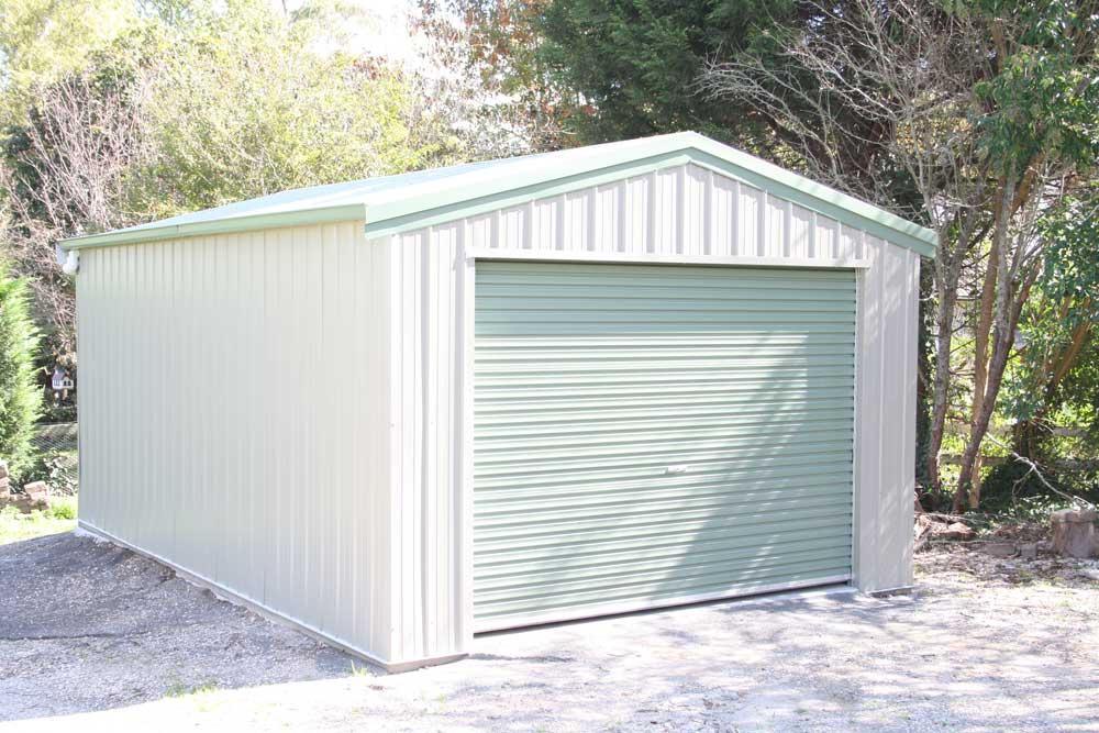 Townsville Sheds Garages